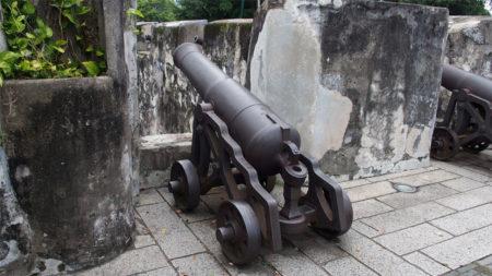 モンテの砦(大炮台/Monte Fort) – マカオ世界遺産