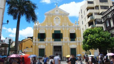 聖ドミニコ教会(玫瑰堂/St. Dominic's Church) – マカオ世界遺産