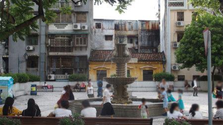 大堂広場(大堂前地/Cathedral Square) – マカオ世界遺産