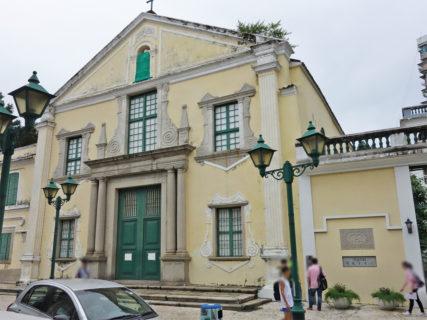 聖オーガスティン教会(聖奧斯定教堂/St. Augustine's) – マカオ世界遺産
