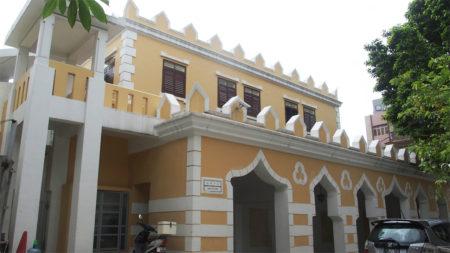 港務局大樓(港務局大樓/Moorish Barracks) – マカオ世界遺産