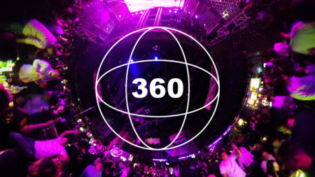 360°カメラで見る!マカオ最大のクラブ「Cubic」