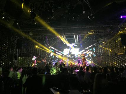 マカオの夜はクラブに行こう!「Club Cubic」に行ってみた。