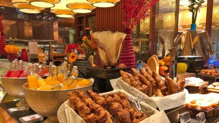 「フォーシーズンズ マカオ」の朝食ビュッフェが優雅すぎた。