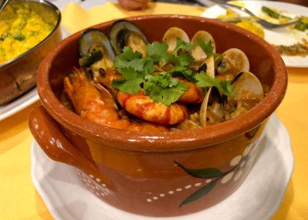 美味い!!絶品のポルトガル料理「Toca 小窩」でディナーを。