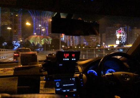 マカオのタクシーでぼったくり!?されない為には強い心で対応しよう。