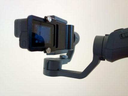 Osmo Mobile 2でGoProは使える!使用方法と感想。