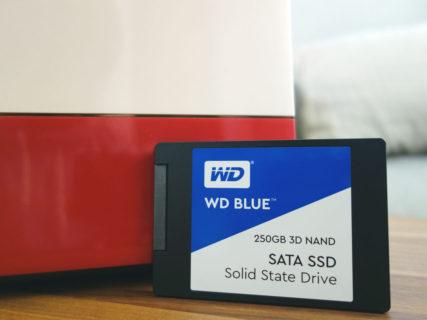 SSD換装で2014年発売のノートPC Floral Kissが甦る!!