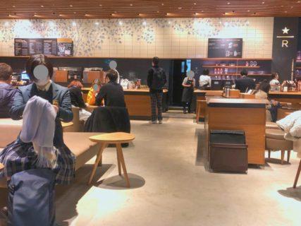 博多駅周辺でコンセント/WiFiが使えるカフェ