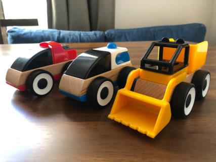 【IKEAのおもちゃ】LILLABO(リラブー)は7ヶ月の子にはまだ早かった模様。