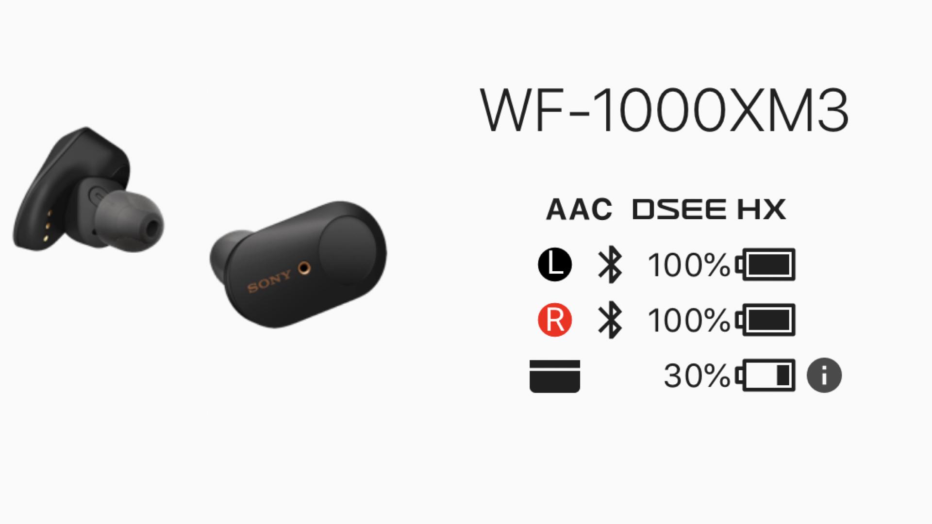 WF1000-XM3-APP
