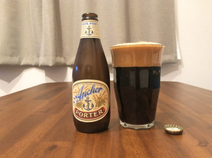 「アンカーポーター」上質で飲みやすいアメリカの黒ビール