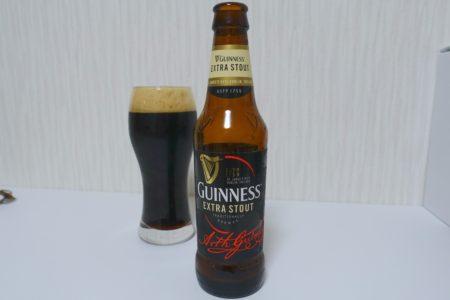 世界が認めたビール。「ギネス エクストラスタウト」芳ばしい香りが上品な黒ビール。