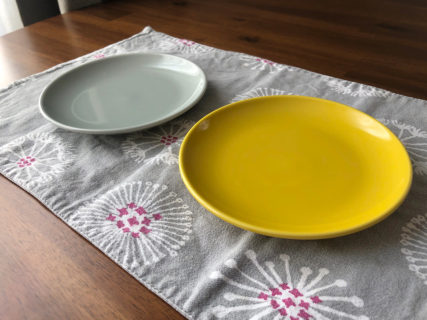 unicoのポイントでCommonの小皿を2枚買ったよ。