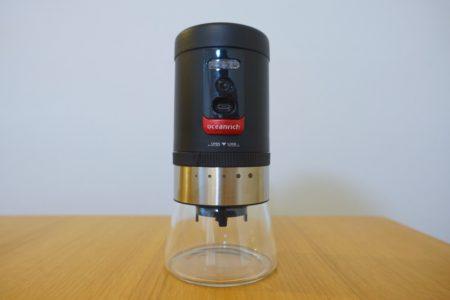 oceanrichの自動コーヒーミルを買いました!